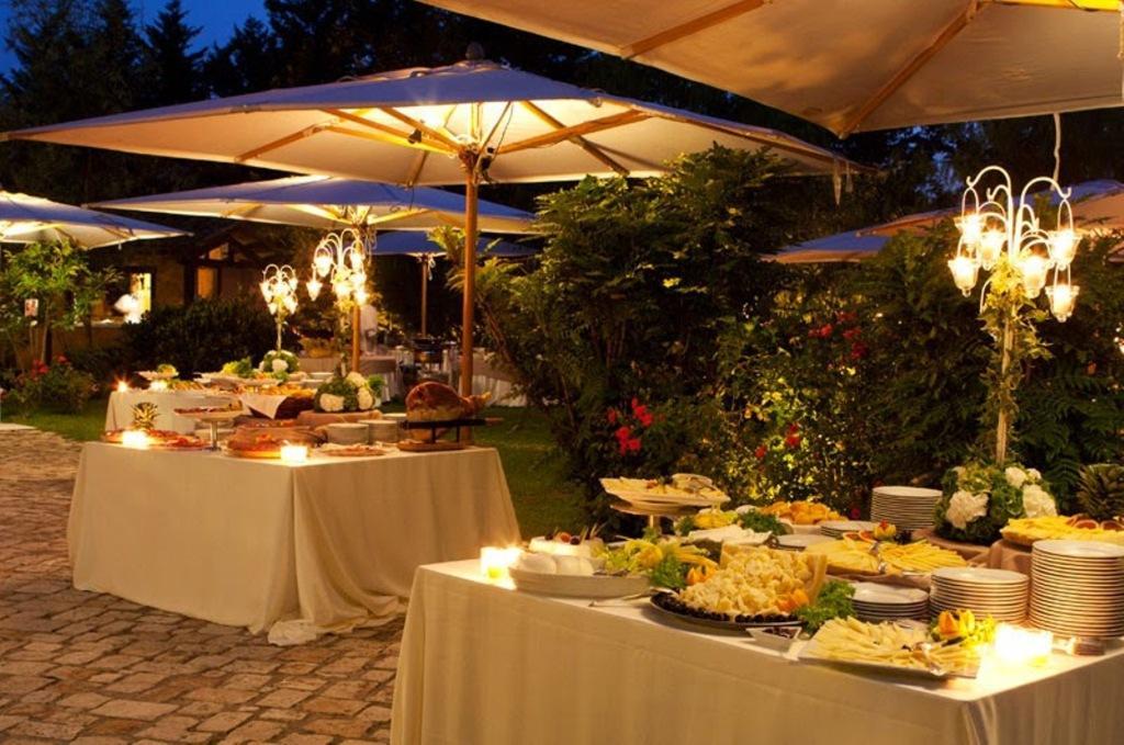 Villa San Nicola Catering